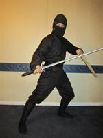 DELUXE NINJA COSTUME